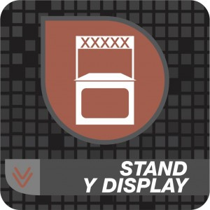 Stand y display